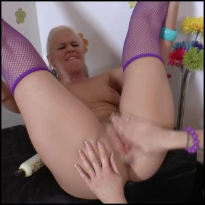 Anal Training A Newbie – Full HD-1080p, Fisting, Dildo, extreme fisting, hardcore fisting (Release December 04, 2016)