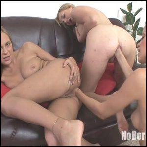 Edita And Amy C – Lesbian Fisting Threesome – HD -720p, Anal Fisting, Threesome, Lesbian (Release December 09, 2016)
