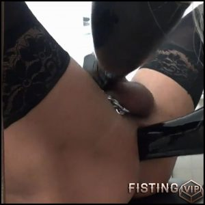 Gyn Fisting cumshot swallow till cum – Full HD-1080p, anal and vaginal fisting (Release December 25, 2016)
