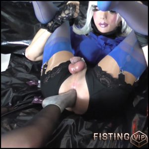 Our first Fisting Foot with LadyJuliette – Full HD-1080p, extreme fisting, hardcore fisting (Release December 22, 2016)