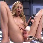 Petite Blonde Newcomer Fucks the Machines Like a Pro – HD-720p, Anal Toy, Toys, Masturbation (Release December 23, 2016)