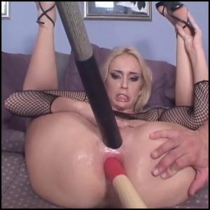 Sick blonde – HD -720p, Anal, Dildo, Fisting, BlowJobs, Anal Toy (Release December 14, 2016)