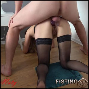 Three Cocks VS An Asshole – Full HD-1080p, oral, anal, All sex, Fisting (Release December 27, 2016)