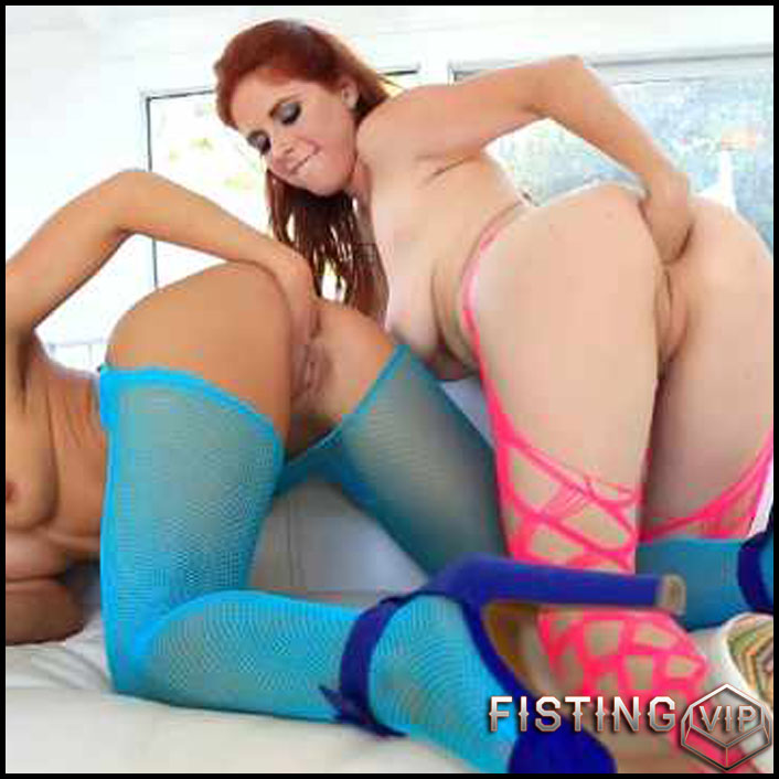 Adriana Chechik & Penny Pax In Amazing Fisting Party - Full HD-1080p, Lesbo, Anal Fingering (Release January 18, 2017)