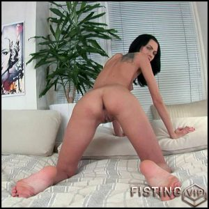 Alaine – HD-720p, Anal, Toys, Masturbation, Brunette (Release January 22, 2017)