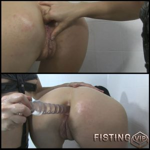 Anal fisting sample – Full HD-1080p, Toys, Fisting, anal, lesbians (Release January 9, 2017)