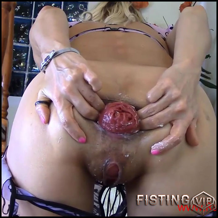 BODICE ANAL BALLS & CUMMM - Full HD-1080p, Anal Toy, Prolapse, Fisting (Release January 23, 2017)2