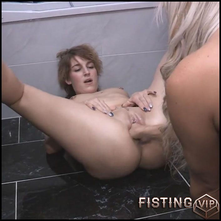 Deep fisting by Ns - Explosion! - Full HD-1080p, Lesbian, Anal, BlowJobs (Release January 23, 2017)