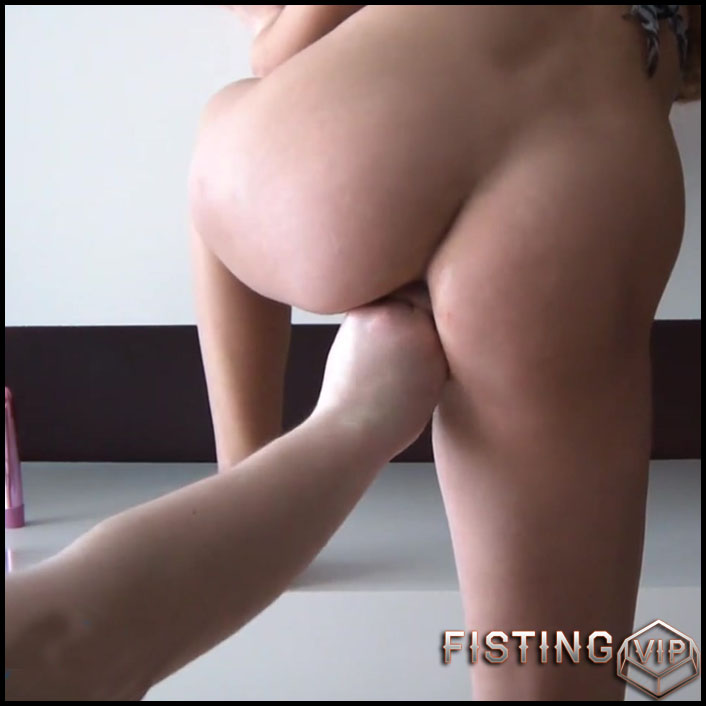 Dildo and fist - Full HD-1080p, Anal, BlowJobs (Release January 29, 2017)