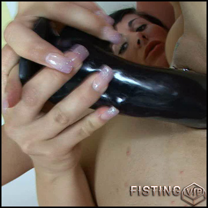 DildoAffairs Skadi 3 part2 - HD-720p, Objects, Insertions, Big Toys (Release January 22, 2017)