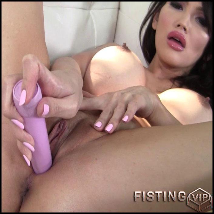 Eva Lin - HD-720p, Anal Toy, Toys, Masturbation (Release January 29, 2017)