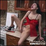 Fist in kitchen – HD-720p, Fisting, Hardcore, oral, anal (Release January 5, 2017)
