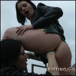 Hot Lesbian Tarrance Fisting – Full HD-1080p, Fisting, Insertion, Dildo, Lesbian (Release January 28, 2017)