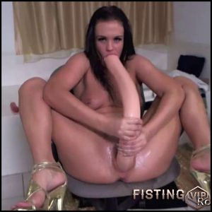 Interactive Camshow 12 – HD-720p, Fisting, Solo, Biggest Dildo, Anal, Toys, Masturbation (Release January 28, 2017)