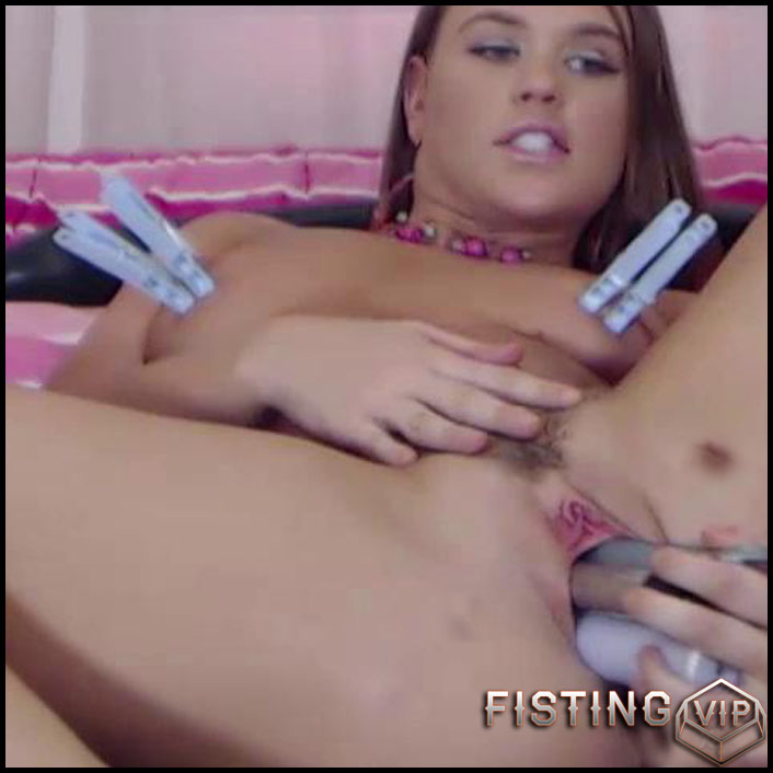 Interactive Camshow 19 - HD-720p, Fisting, Dildo, Anal, BlowJobs (Release January 28, 2017)
