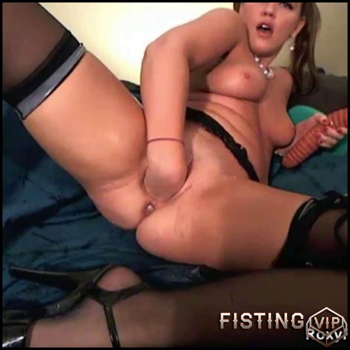 Interactive Camshow 4 - HD-720p, Fisting, Prolapse(Rosebutt), Dildo (Release January 28, 2017)
