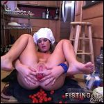 Interactive Camshow 5 – HD-720p, Fisting, Prolapse(Rosebutt), Foot Fetish, Toys (Release January 28, 2017)