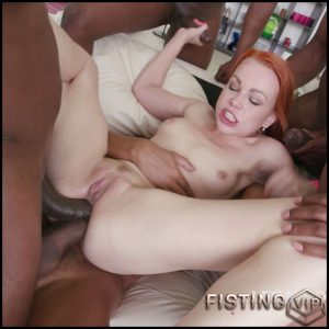 Juelz Ventura EPIC DOUBLE ANAL (SINEPLEX EXTREME) – HD-720p, double fisting, oral, anal, gruppensex (Release January 26, 2017)