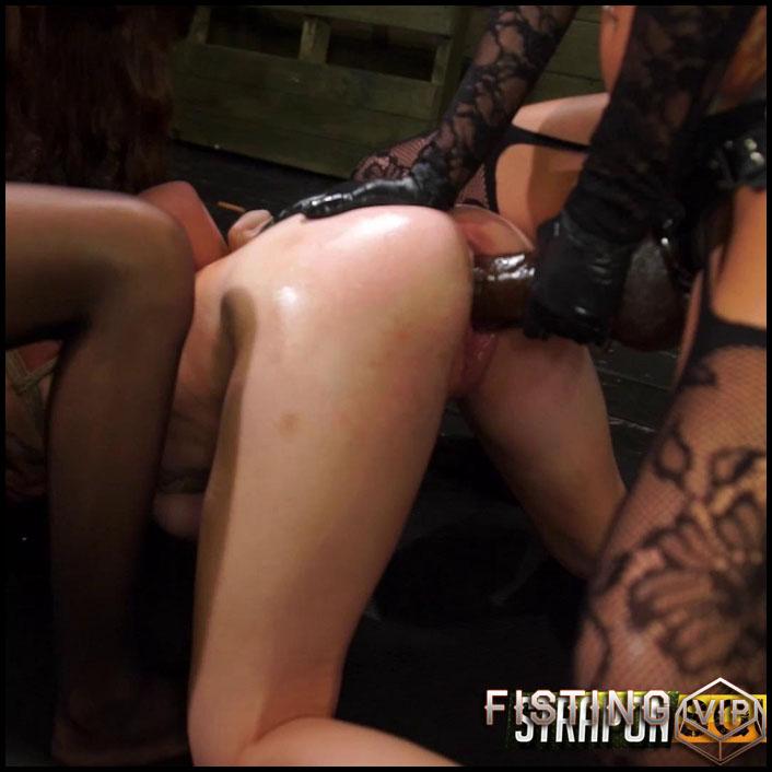 Kaisey Dean, Marina Angel And Esmi Lee - Full HD-1080p, Fetish, Strap On, Spanking, Vibrator, Big Strap On Fuck (Release January 22, 2017)