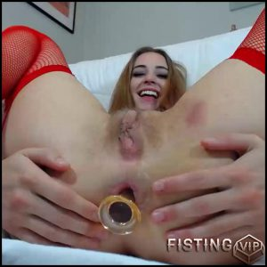 Maxeengreen Anal Plug – Full HD-1080p, Fisting, AnalFisting, Anal Toy (Release January 21, 2017)