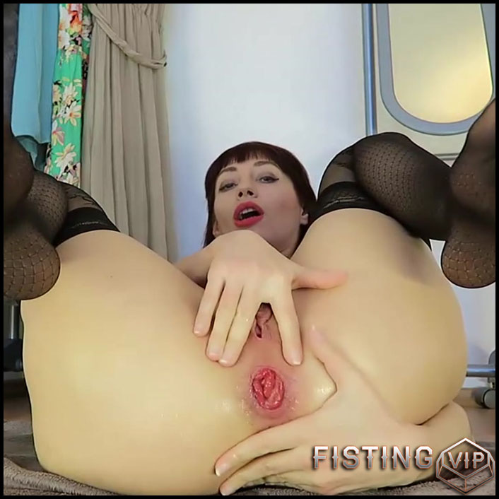 Mylene - Hardcore action w anal Part 2 - Full HD-1080p, Prolapse, Fisting, Solo (Release January 23, 2017)