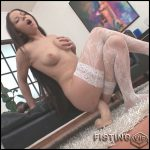 NoBoring Lisa Toy Slut – HD-720p, Big Dildo, Masturbation, Stockings, Russian Girl (Release January 4, 2017)