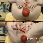 Peehole Prolapse Cervix with Deep Anal – HD-720p, Giant Dildo, Toys, anal play, Fisting (Release January 9, 2017)