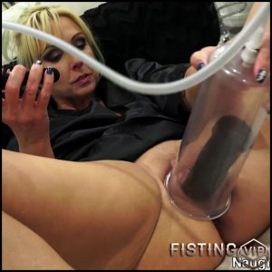 Pump That Pussy – Full HD-1080p, Toys, Solo, Anal Toy, Dildo, Fisting (Release January 26, 2017)