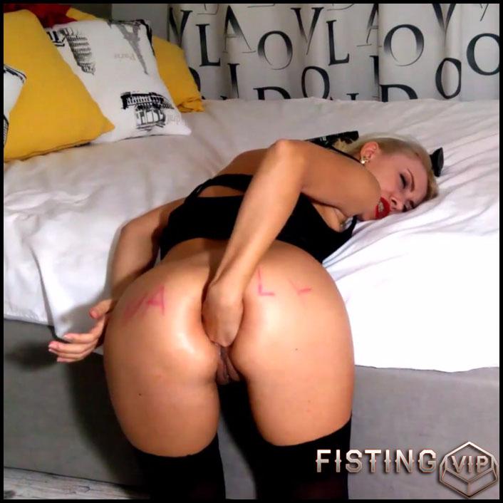 Anal Masturbation Solo Female