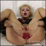 Steam widow lady anal toy fuck- Full HD-1080p, Fisting, Dildo (Release January 4, 2017)