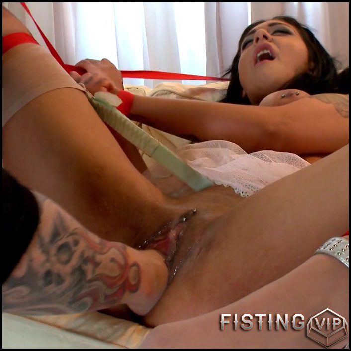 Tie me up please Lust For Anal Mai Bailey - Full HD-1080p, All Sex, oral, anal (Release January 29, 2017)