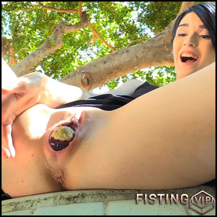 05 - Extreme Fetishes - Full HD-1080p, Solo, Toys, Fisting, Bottle, Veggie & Fruit Stuffing (Release February 10, 2017)1