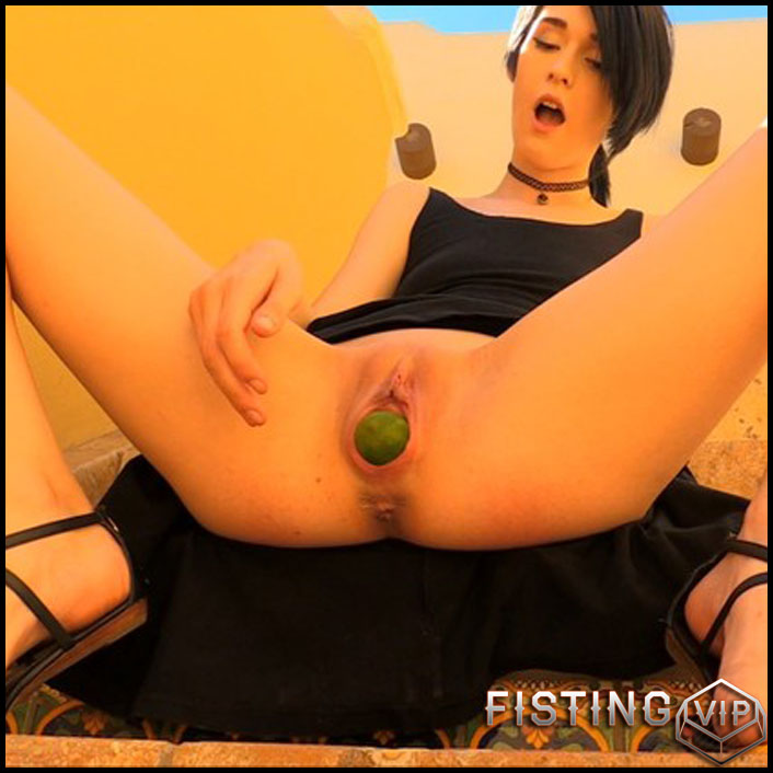 06 - Extreme Fetishes - Full HD-1080p, Solo, Toys, Fisting, Bottle, Veggie & Fruit Stuffing (Release February 10, 2017)