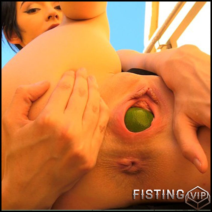 06 - Extreme Fetishes - Full HD-1080p, Solo, Toys, Fisting, Bottle, Veggie & Fruit Stuffing (Release February 10, 2017)1