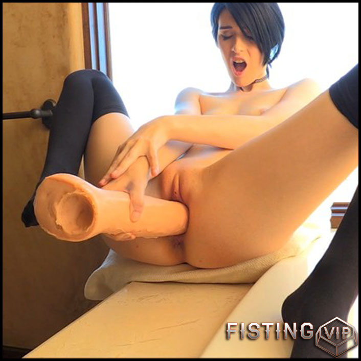 07 - Extreme Fetishes - Full HD-1080p, Giant Dildo, Toys, Solo (Release February 10, 2017)