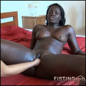 African Flower – HD-720p, Lesbian, Anal (Release February 27, 2017)