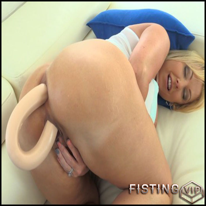 Alysha aka Naughty Alysha - Kinky Extremes Part 5 - Full HD-1080p, Solo, Biggest Dildo, Anal, Toys, Masturbation (Release February 26, 2017)