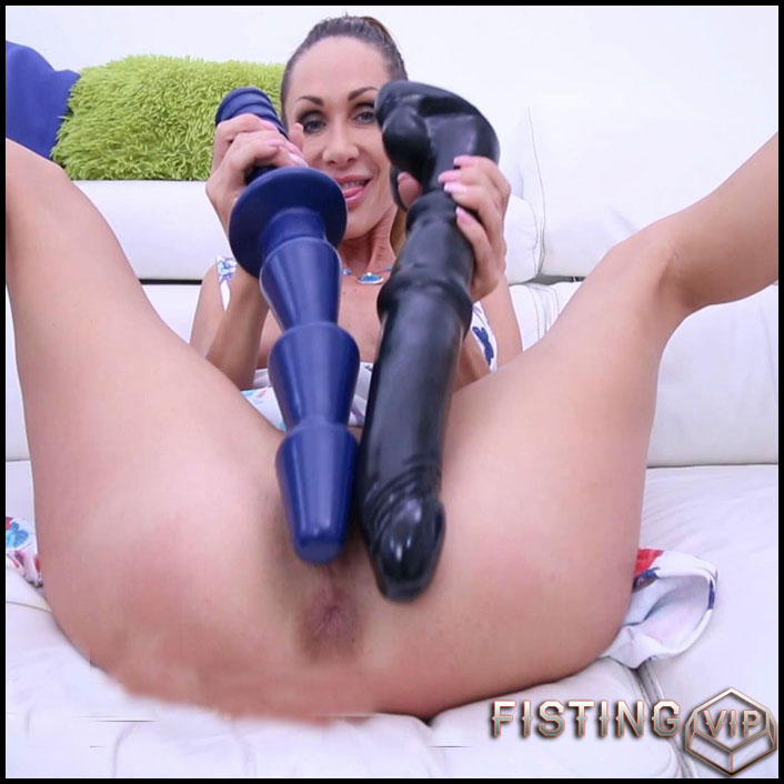 8 tube female domination