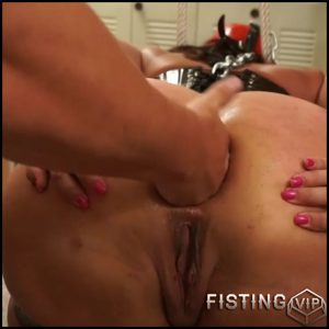 Cum whore receiving her fisting after she was – Full HD-1080p, Prolapse(Rosebutt), Anal, BlowJobs (Release February 4, 2017)