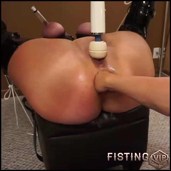Daddy needed to open cum whores gape part 2 - Full HD-1080p, Prolapse(Rosebutt), Vibrator, Anal, BlowJobs (Release February 4, 2017)