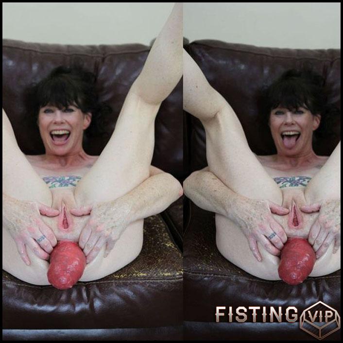 DirtyGardenGirl - Anal fisting fun - Full HD-1080p, Prolapse(Rosebutt), AnalToys, Anal Fisting (Release February 26, 2017)