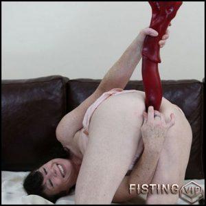 DirtyGardenGirl – Mr.Edd cock and big prolapse – Full HD-1080p, Giant Dildo, Toys, Solo, Prolapse(Rosebutt) (Release February 27, 2017)