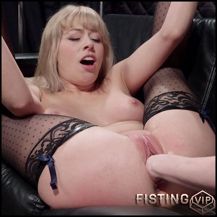 Disrespectful Diva Entitled Actress Fisted & Fucked by Talent Agent - HD-720p, anal, lesbians, anal and vaginal fisting (Release February 20, 2017)