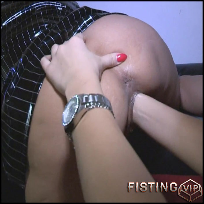 Fist Squirt My most extreme experience - Full HD-1080p, anal, lesbians, anal and vaginal fisting (Release February 28, 2017)