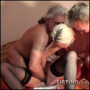 Hammer foursome with Doppelfisting and Anal – Full HD-1080p, hardcore fisting, lesbian fisting, double fisting (Release February 6, 2017)