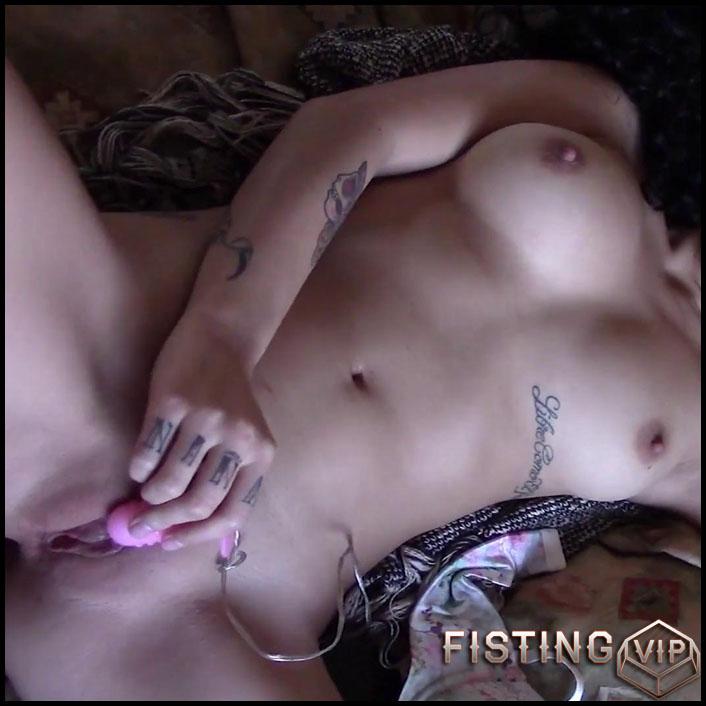 Helena Danae - Masturbation - Full HD-1080p, Toys, Solo, Masturbation (Release February 3, 2017)