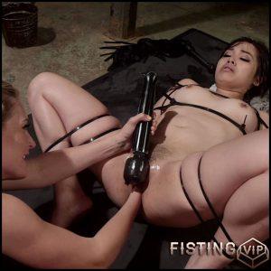 Interrogation Training: Sadistic lesbian detective fucks deputy – HD-720p, Toys, Lesbian, Anal, BlowJobs, Fisting (Release February 4, 2017)