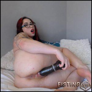 Jessie Minx – Crave – HD-720p, Solo, Biggest Dildo, Anal, Toys, Masturbation (Release February 19, 2017)