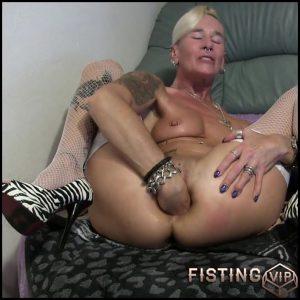 Lady-isabell – ich fiste meine fotze u arsch – Full HD-1080p, Masturbation, Anal (Release February 8, 2017)
