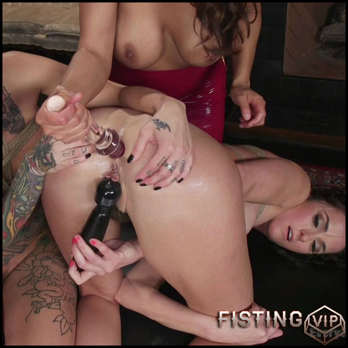 Look Deep into my ASS, deep and wide speculum play - HD-720p, lesbian fisting, Anal, Dildo, Kissing (Release February 8, 2017)